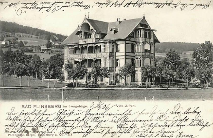 1900-1906 Villa Alfred