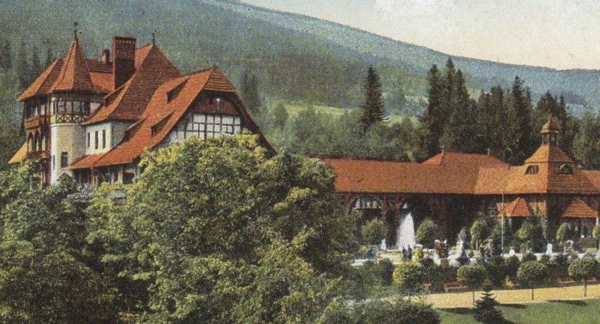 dom zdrojowy w 1905
