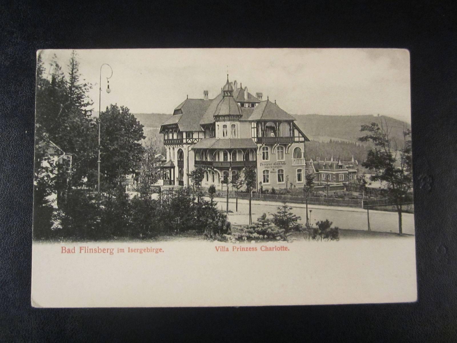 Villa Prinzess Charlotte Szarotka