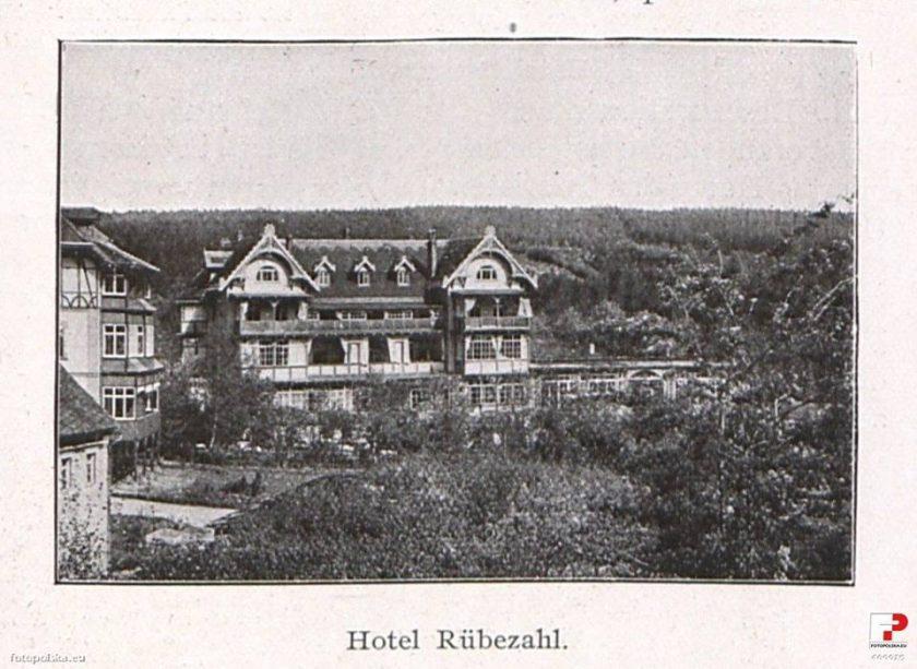 1907-1911Hotel Rubezahl, Kryształ
