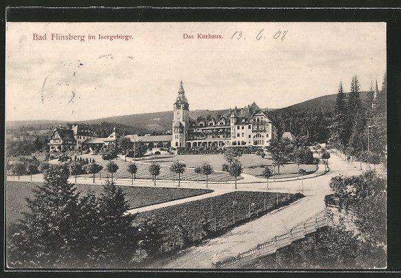 1908 Dom Zdrojowy