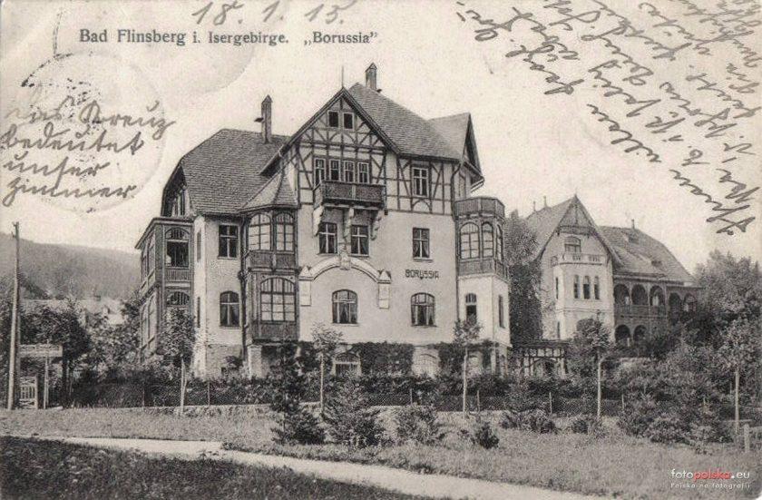 1910-1914 Borussia Pokłosie