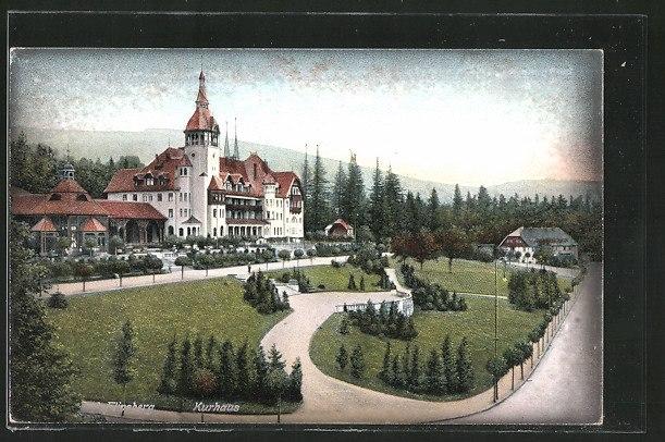 dom zdrojowy 1911 rok