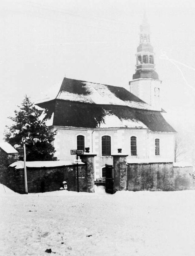 1920-1940 Kościół ewangelicki