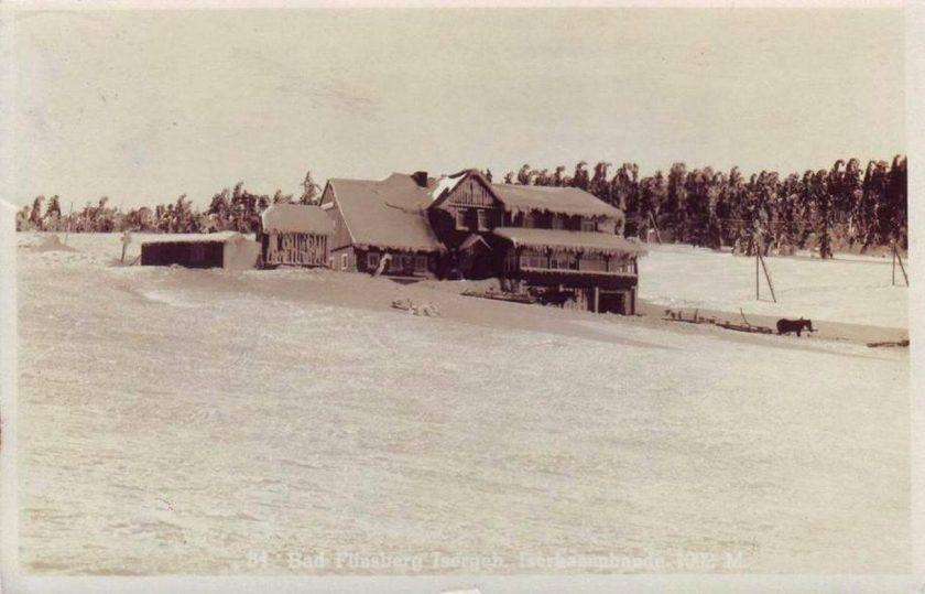 1925-1932 Iserkammbaude schronisko