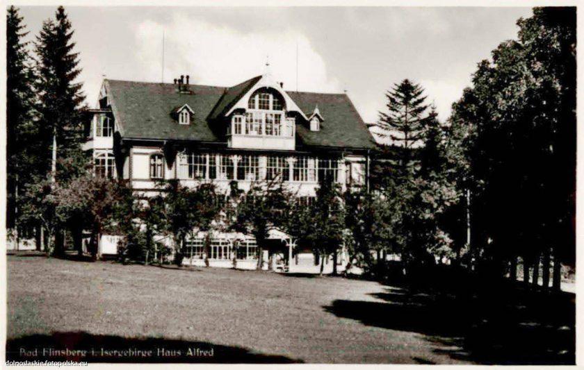 1928-1936 Alfred Haus, Wacław