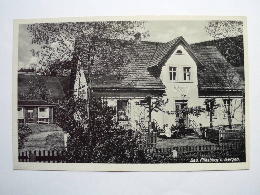 1936 - ul. Grunwaldzka piekarnia