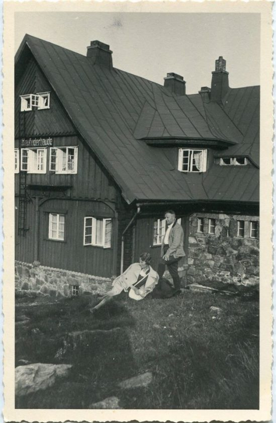 1939 Schronisko na Stogu Izerskim