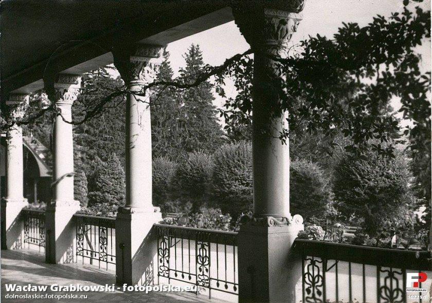 Park Zdrojowy 1961