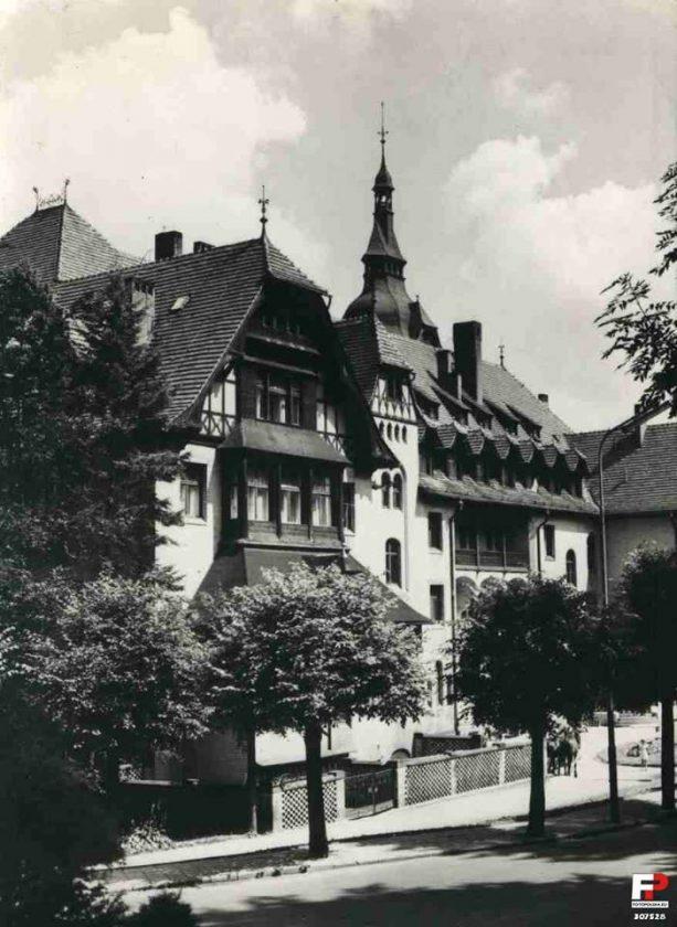 Dom Zdrojowy w latach 70-tych