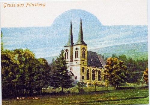 Kościół w latach 30-tych