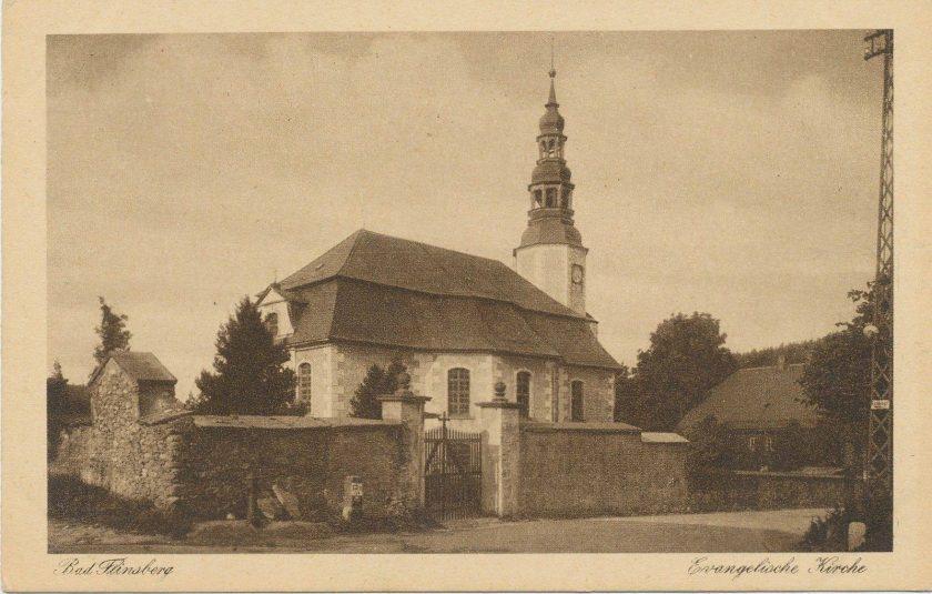 1910 Kościół Ewangelicki