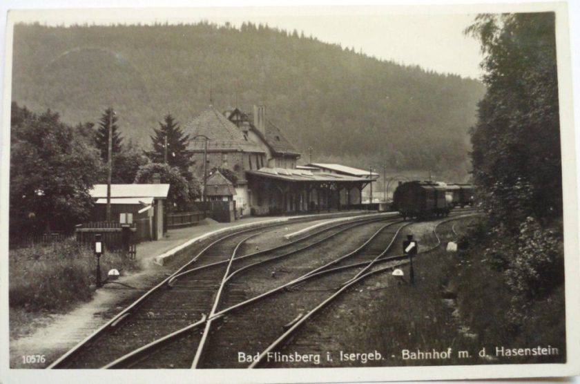 1934 Stacja kolejowa