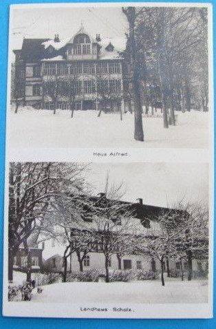 1938 Haus Alfred Landhaus Scholz, Wacław i Lublinianka