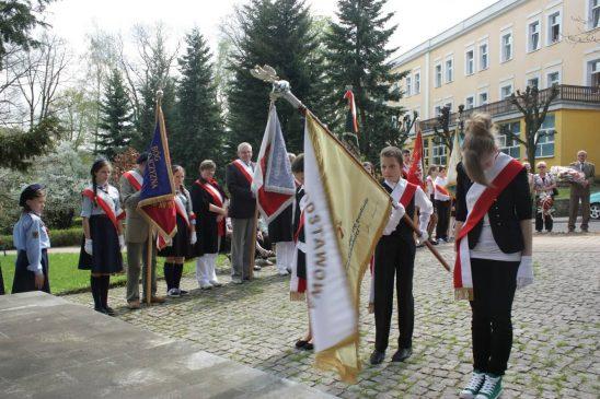 Obchody rocznicy zakończenia II Wojny Światowej 2003