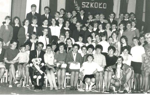Zakończenie roku szkolnego 1970
